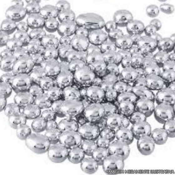 Banho de Prata Química Valor Guarulhos - Banho de Prata no Cobre