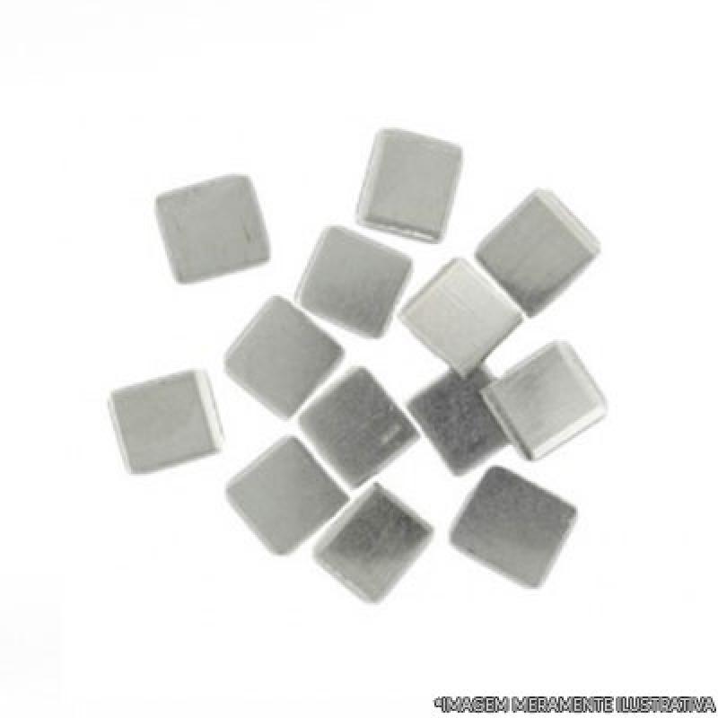 Banho de Prata Química São Luís - Banho de Prata no Cobre