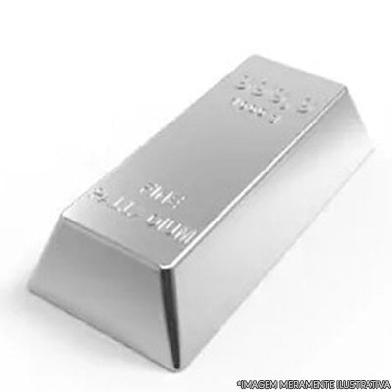Orçamento de Banho de Paládio de Qualidade Tocantins - Banho de Paládio em Metal