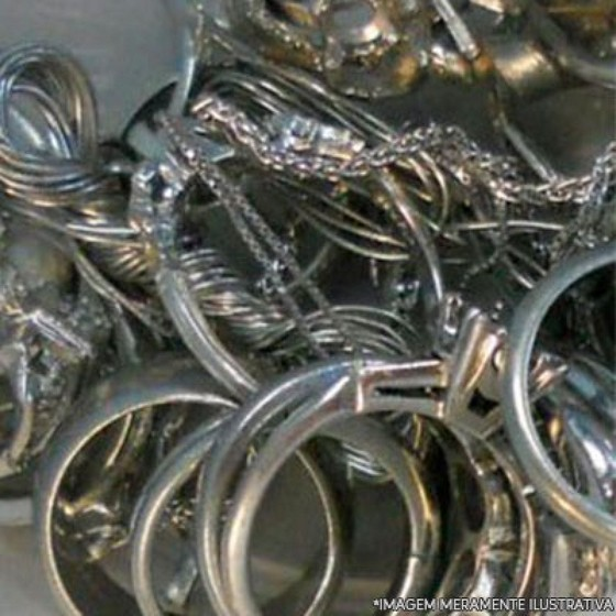 Orçamento de Banho de Paládio em Metal Campinas - Banho de Paládio em Latão