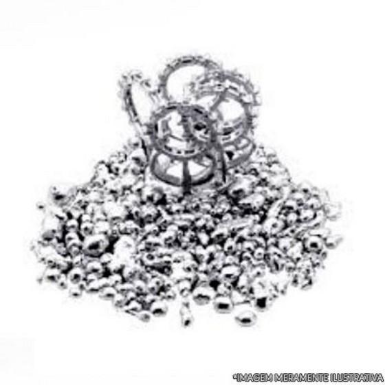 Orçamento de Banho de Prata em Metal Natal - Banho de Prata em Peças