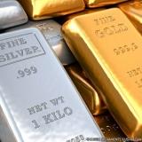 banho de ouro branco em prata Vila Velha