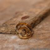 banho de ouro na aliança Águas de Chapecó