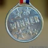 banho de prata em medalha Águas de Chapecó