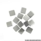 banho de prata em metal Serra