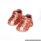 banho de cobre em sapatinhos