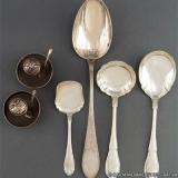 banho de prata em objetos