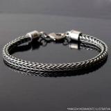 banho de prata em pulseira