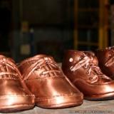 empresa que faz banho de cobre em sapatinhos Nova Iguaçu