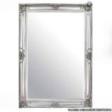 quanto custa banho de prata em espelhos Manaus